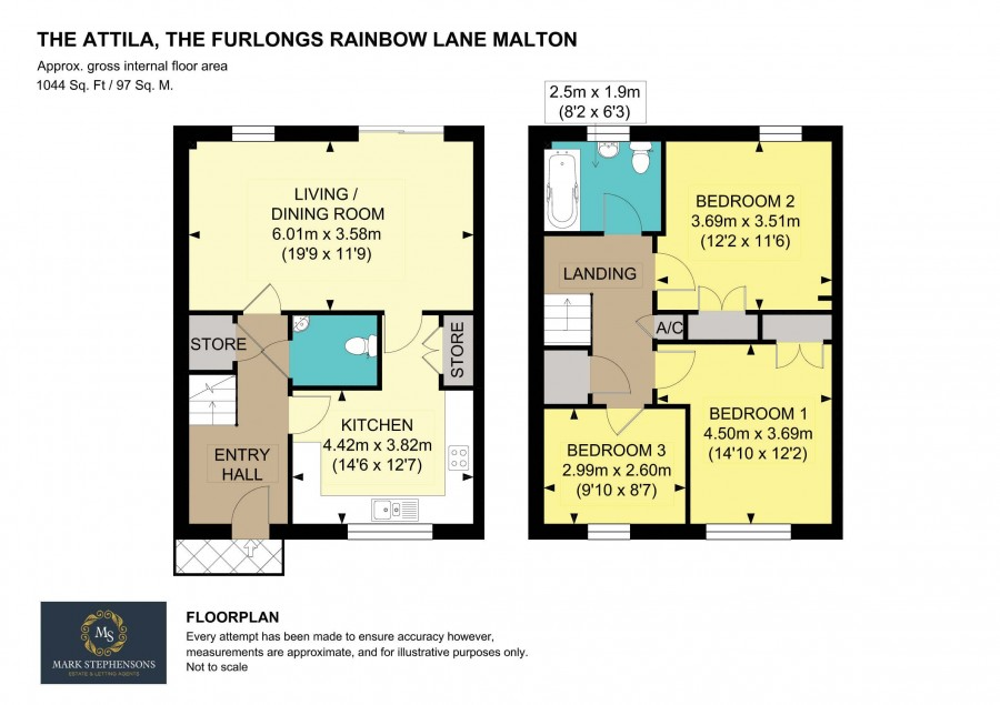 Images for The Furlongs, Rainbow Lane, Malton